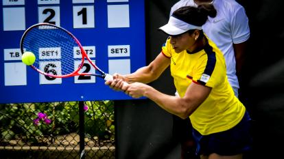 El tenis femenino peleará por otro oro