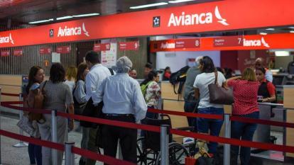 Avianca cancela 26 vuelos a nivel nacional