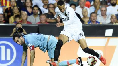 Atlético de Madrid debuta con un trabajado empate en Valencia