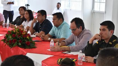 Alcalde de Malambo pide intervención integral para fortalecer seguridad
