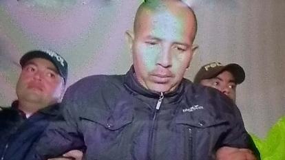 El 'Lobo Feroz' es judicializado a puerta cerrada en los juzgados de Paloquemao