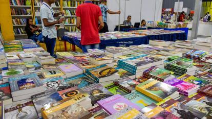 Esta es la agenda de hoy sábado en la Feria Internacional del Libro de Barranquilla