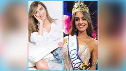 """""""Nunca trataré de cambiar su opinión"""": Miss España sobre Señorita Colombia"""