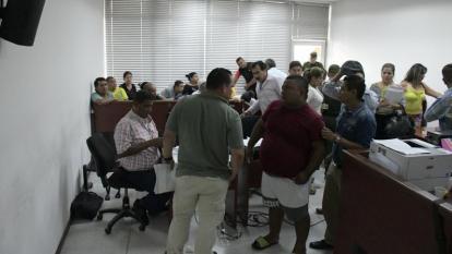 Domiciliaria a 20 procesados por negocio de chance ilegal