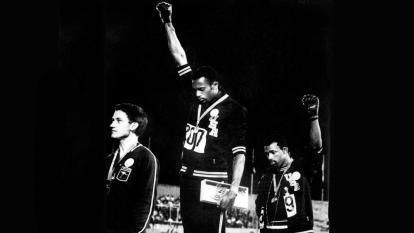 Hace 50 años el deporte sintió el 'Black Power'