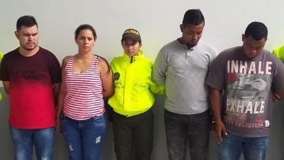 Desarticulan banda 'los Nenes', dedicada a hurtar vehículos y venderlos