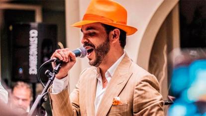 Abelardo De la Espriella anuncia que se lanzará como cantante