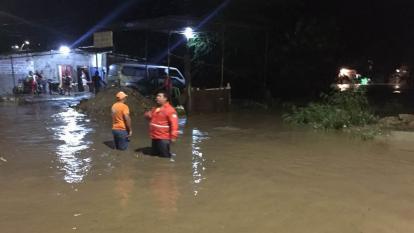 En octubre, en Santa Marta ha llovido 3 veces más que los registros históricos