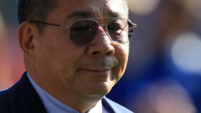 Club Leicester confirma que su presidente murió en accidente aéreo
