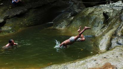Los Charcones, reserva natural de Piojó, nueva ruta ecoturística