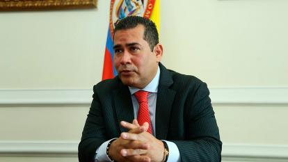 Alejandro Chacón.