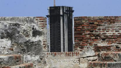Proponen bajar altura del edificio Aquarela