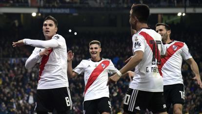 River 3, Boca 1: con golazo de Quintero, River gana la Copa Libertadores