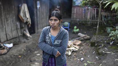Migrar para subsistir, el sueño en la aldea de niño guatemalteco muerto