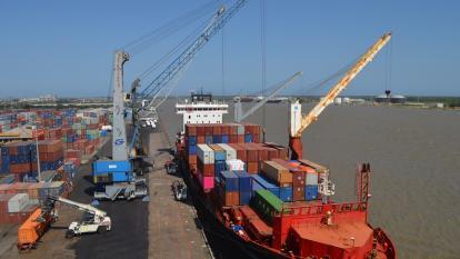 Sociedad Puerto de Barranquilla movilizó 5 millones de toneladas en 2018