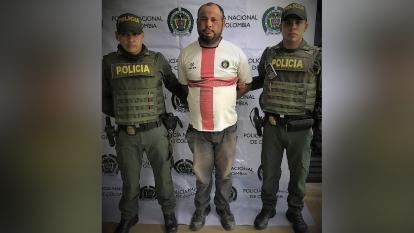 Robinson Arturo Solano Palomino, señalado de agredir a su hijo de cinco años.