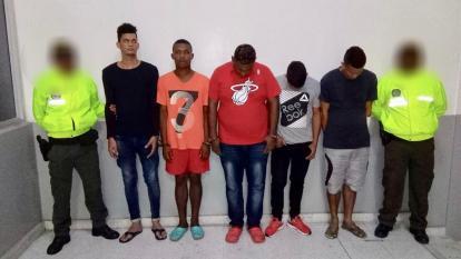 Desmantelan a banda 'los Detoditos', señalados por robo de medicamentos