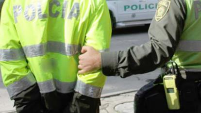 Capturan a dos policías en Montería señalados de pedir coimas para retrasar investigaciones