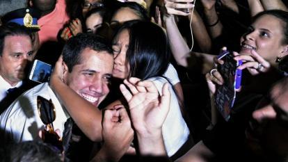 El retorno de Guaidó a Venezuela, entre el temor y la esperanza