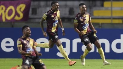 Tolima pica en punta al vencer a Paranaense en el Grupo G de la Copa Libertadores
