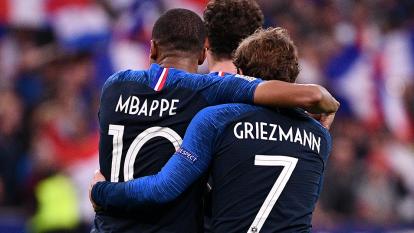 "Pareja quiso bautizar a su bebé ""Griezmann Mbappé"" y así terminó la historia"
