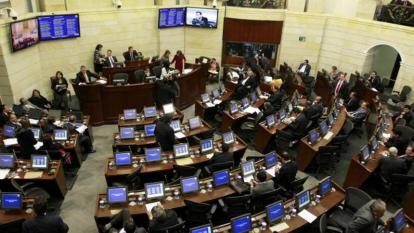 Senado conformará este martes comisión para las objeciones de la JEP