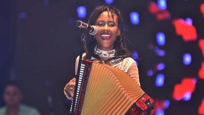 Del Urabá es la nueva reina del acordeón juvenil