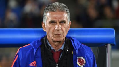 Queiroz se concentrará en los jugadores locales.