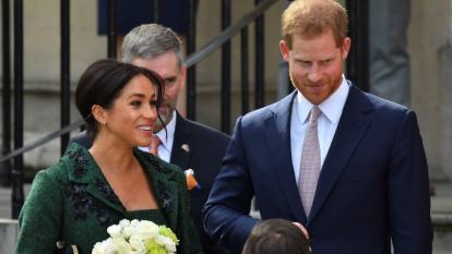 Príncipe Enrique y Meghan, récord mundial en Instagram