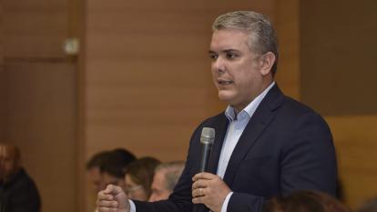 """""""La Arenosa es un ejemplo para el país"""": Duque felicita a Barranquilla en sus 206 años"""