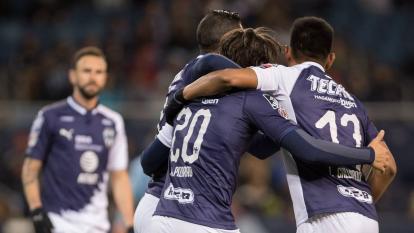 Monterrey pasa a final de Liga de Concacaf tras dominar a Kansas City