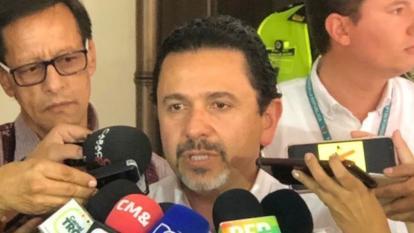 """""""Ojalá anuncio del ELN no sea el presagio de una tragedia"""": alto comisionado para la Paz"""