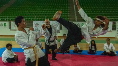 Hapkido: arte marcial que potencia el ser