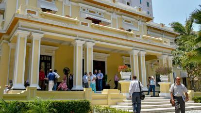 Inassa no será parte civil en el caso del contrato de asistencia técnica
