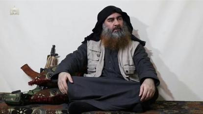 Jefe del Estado Islámico aparece en un video por primera vez en cinco años