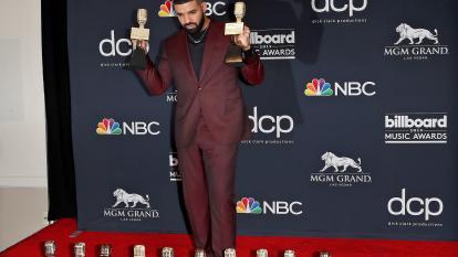 Drake, el gran ganador de los Billboard 2019