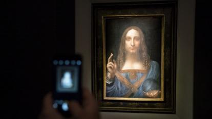 La muestra lleva por nombre 'El Universo de Leonardo Da Vinci'.