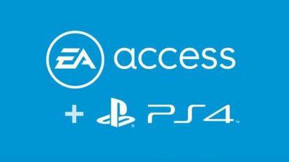 El servicio EA Access de Electronic Arts llegará a PlayStation 4 en junio