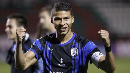 """En algún momento las puertas de la Selección se me van a abrir"": Alexis Pérez"