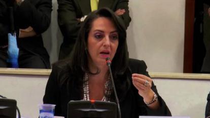 The New York Times responde a María Fernanda Cabal las acusaciones en sus trinos