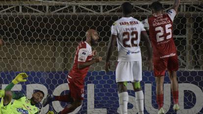 Tolima se medirá a Junior tras perder 1-0 ante Argentinos Juniors en Buenos Aires
