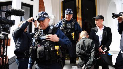 EEUU presenta 18 nuevos cargos contra Assange