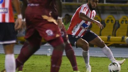 Fredy Hinestroza, descartado para partido ante Tolima