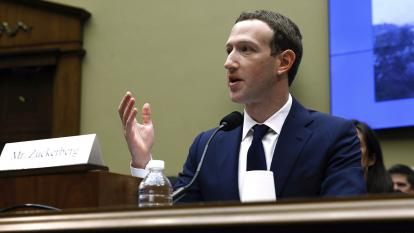 Zuckerberg niega que desmantelar Facebook solucione problemas de la red social