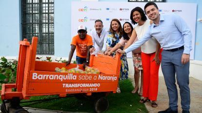 Barranquilla es el nuevo miembro del grupo de la plataforma digital O-City