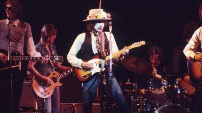 Bob Dylan: como una piedra rodante
