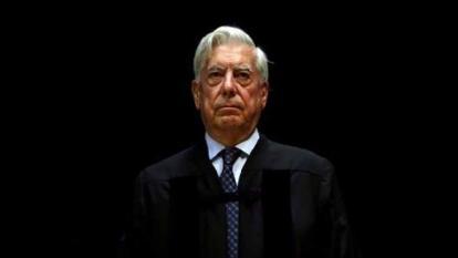 Vargas Llosa, el invitado de honor a la feria de Lima