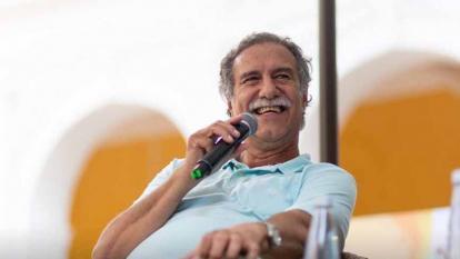 El director de cine colombiano Víctor Gaviria.