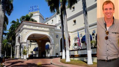 Renuncia el gerente del Hotel El Prado, el chileno Spiniak