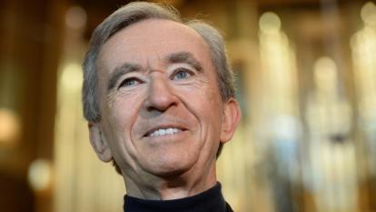 Francés Bernard Arnault supera a Bill Gates y se convierte en la segunda persona más rica